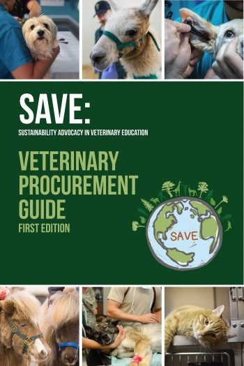 Cover image for SAVE Veterinary Procurement Guide